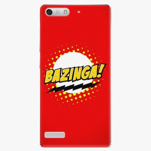 Plastový kryt iSaprio - Bazinga 01 - Huawei Ascend G6