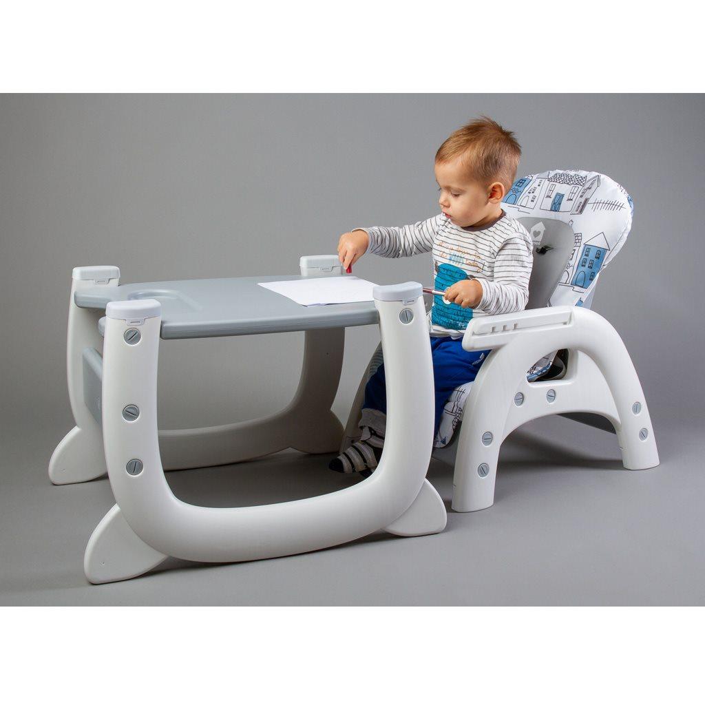 Jídelní židlička CARETERO HOMEE