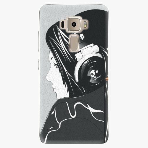 Plastový kryt iSaprio - Headphones - Asus ZenFone 3 ZE520KL