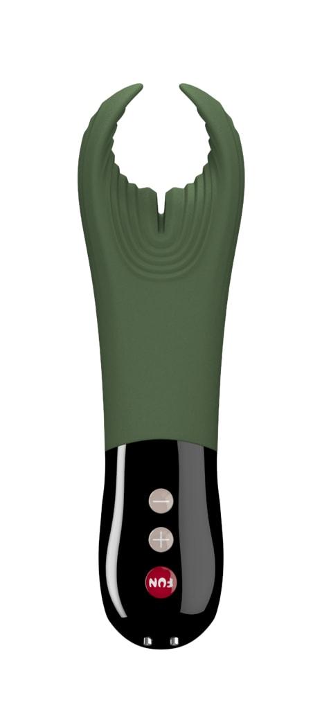 Fun Factory Manta zeleno-černá