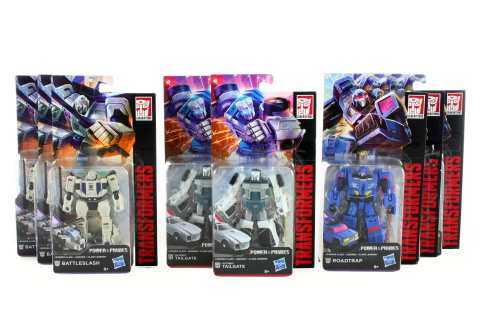 Transformers Gen Primes Legends