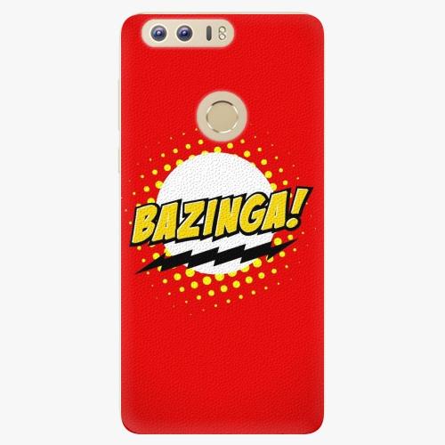 Plastový kryt iSaprio - Bazinga 01 - Huawei Honor 8