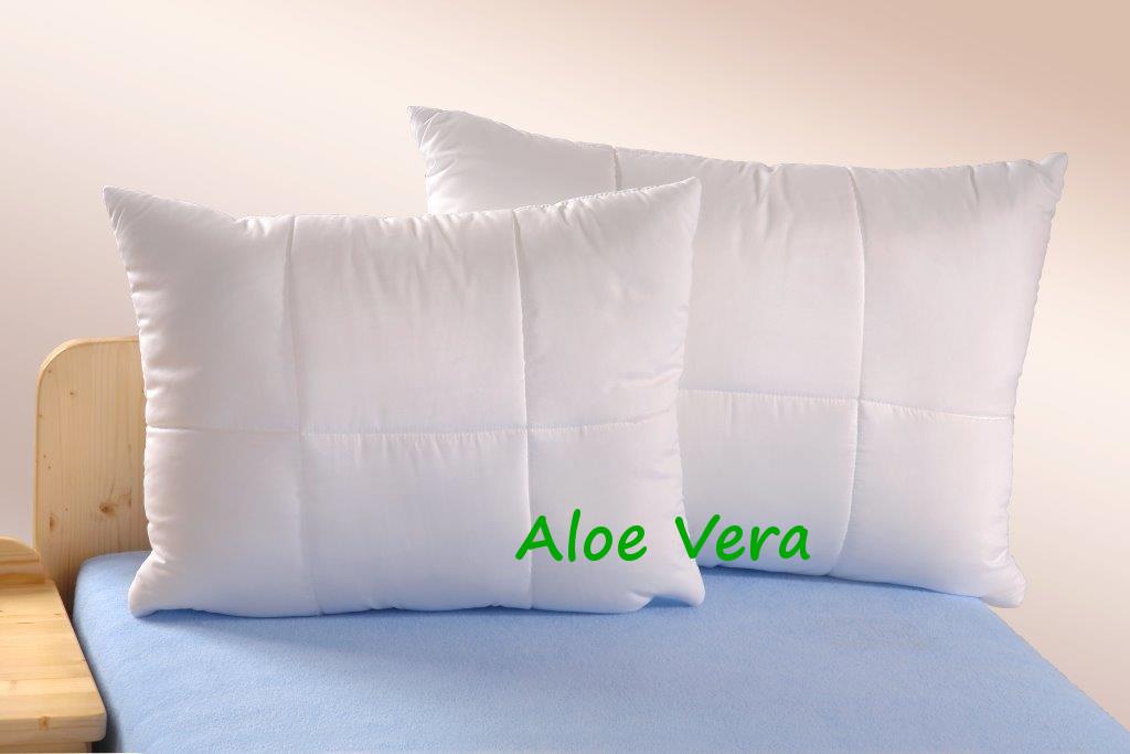 Polštář Aloe Vera 45x60cm se zipem