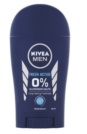 Men Fresh Active tuhý deodorant	 40 ml