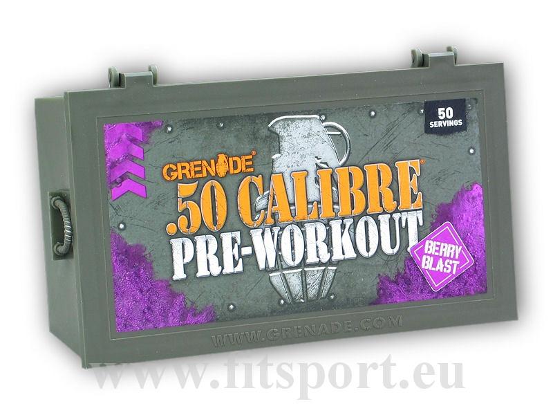 Grenade 50 Calibre 580g-berry