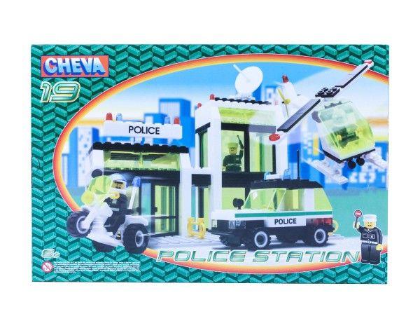 Stavebnice Cheva - Policejní stanice