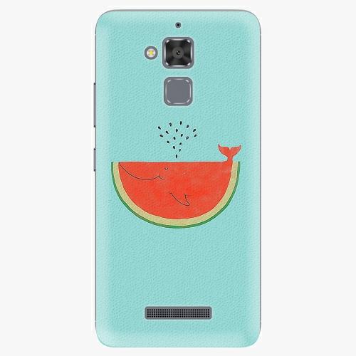 Plastový kryt iSaprio - Melon - Asus ZenFone 3 Max ZC520TL