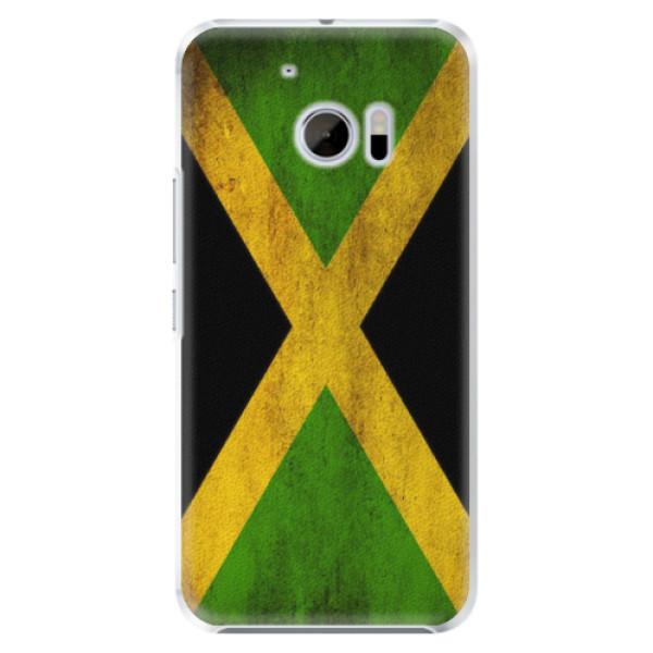 Plastové pouzdro iSaprio - Flag of Jamaica - HTC 10