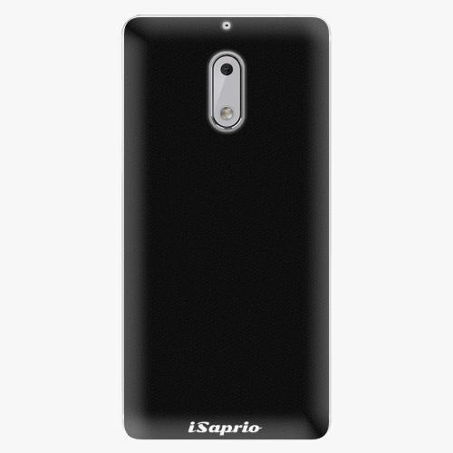 Plastový kryt iSaprio - 4Pure - černý - Nokia 6