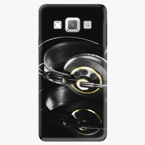 Plastový kryt iSaprio - Headphones 02 - Samsung Galaxy A7