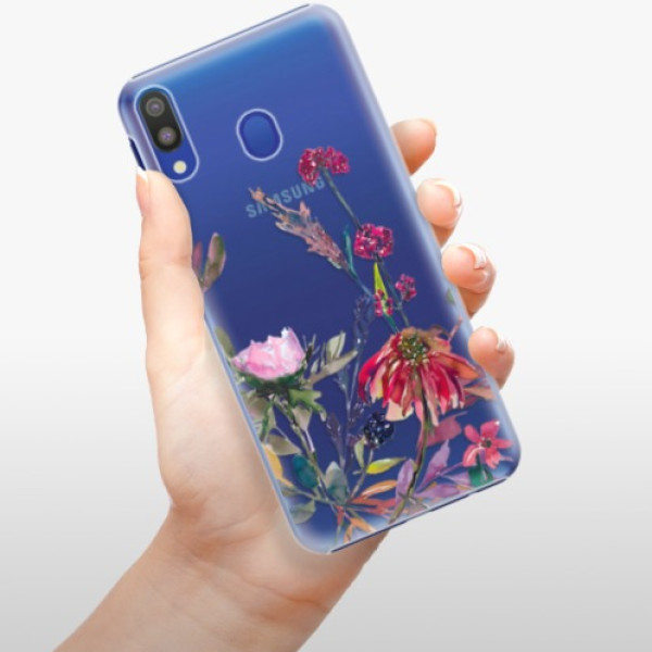Plastové pouzdro iSaprio - Herbs 02 - Samsung Galaxy M20