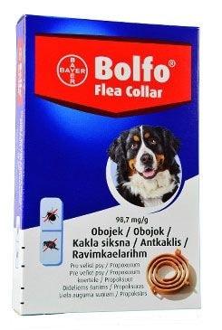 Bolfo antiparazitní obojek pro psy 70