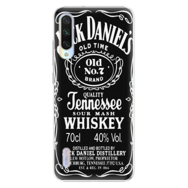 Plastové pouzdro iSaprio - Jack Daniels - Xiaomi Mi A3