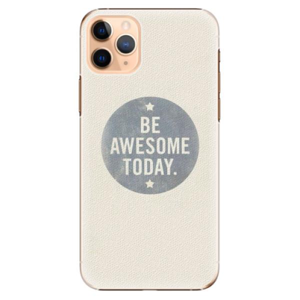 Plastové pouzdro iSaprio - Awesome 02 - iPhone 11 Pro Max