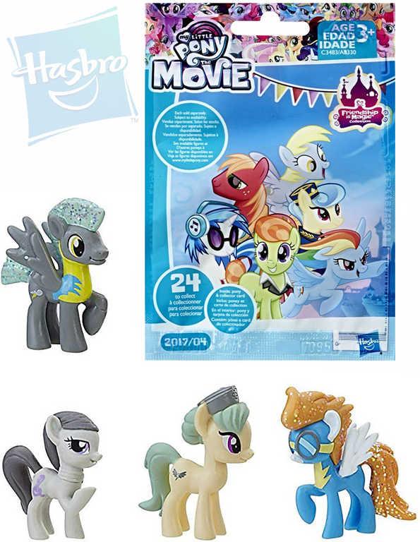 HASBRO MLP My Little Pony set koník + sběratelská kartička překvapení v sáčku