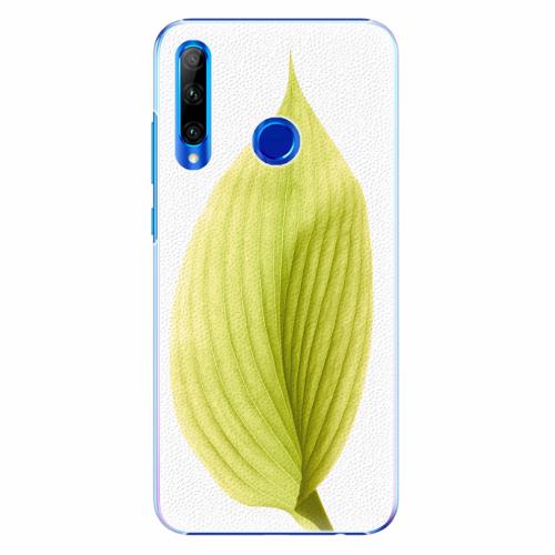 Plastový kryt iSaprio - Green Leaf - Huawei Honor 20 Lite