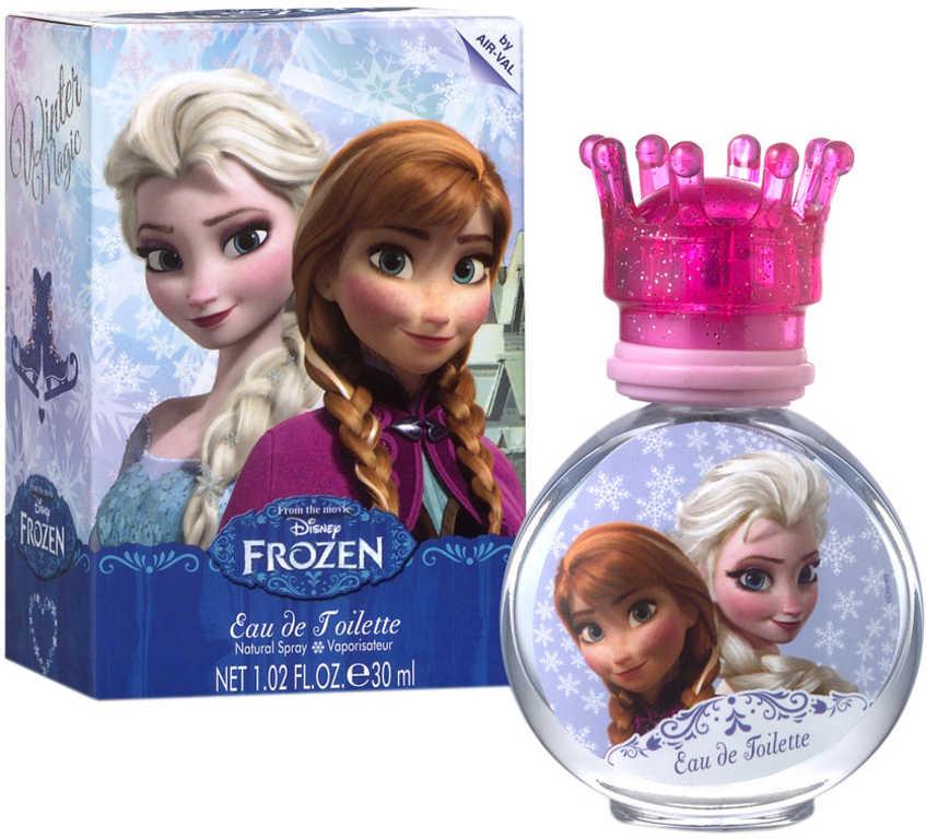 EP Line Dětská kosmetika Frozen toaletní voda EDT 30ml s rozprašovačem