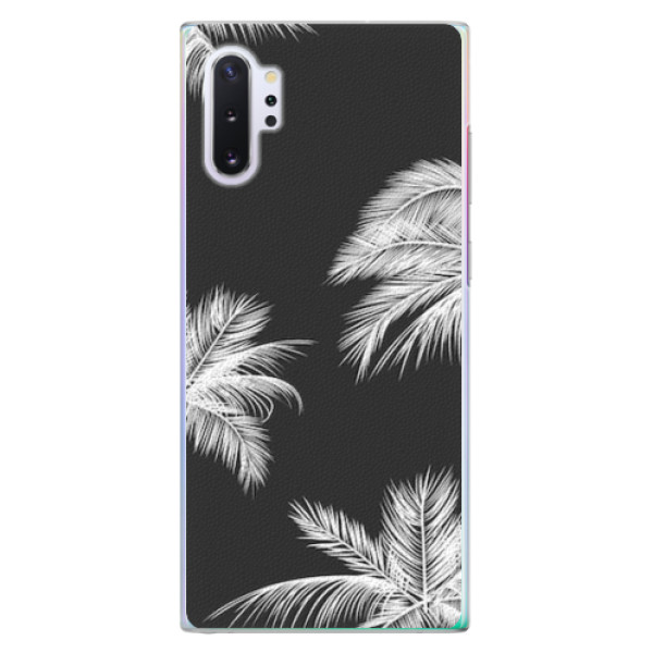 Plastové pouzdro iSaprio - White Palm - Samsung Galaxy Note 10+
