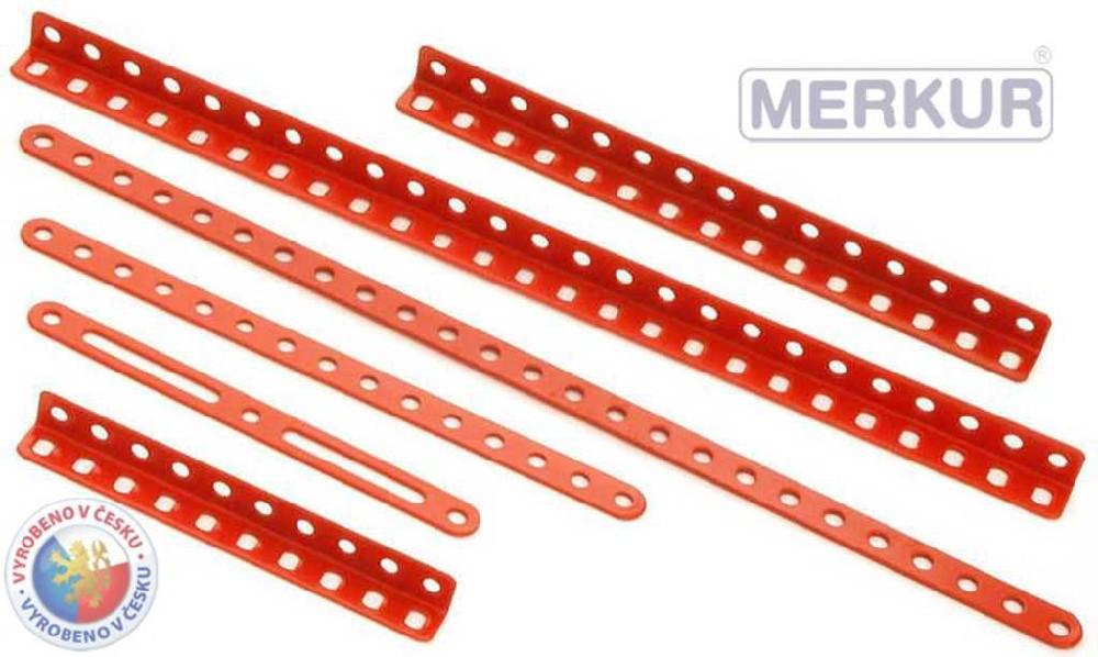MERKUR ND101 pásky a uhelníky * KOVOVÁ STAVEBNICE * Náhradní díl