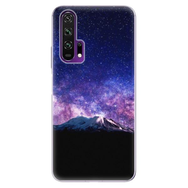 Odolné silikonové pouzdro iSaprio - Milky Way - Honor 20 Pro