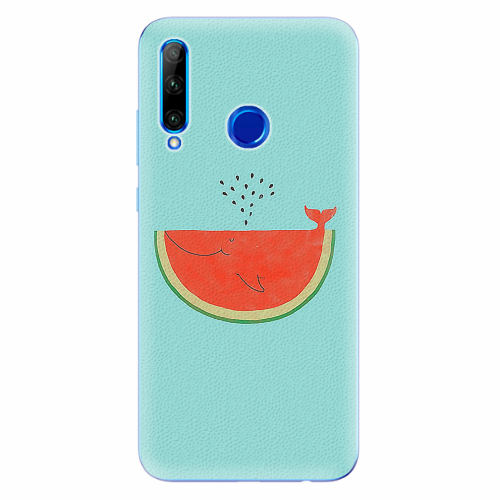 Silikonové pouzdro iSaprio - Melon - Huawei Honor 20 Lite