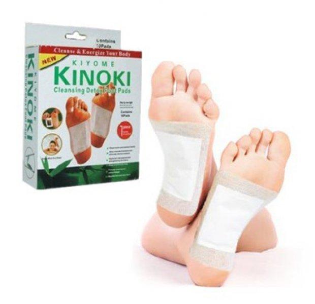 Detoxikační náplasti KINOKI
