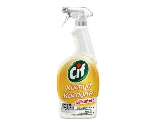 Ultrafast kuchyň čistící sprej 750 ml