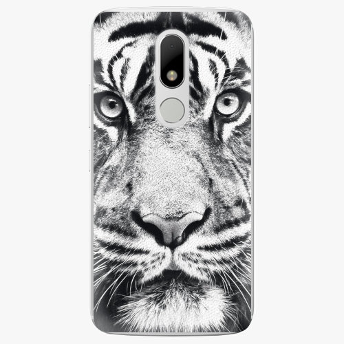 Plastový kryt iSaprio - Tiger Face - Lenovo Moto M