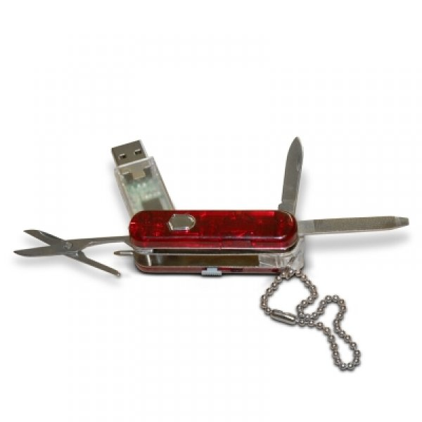Pendrive - Armádní nůž