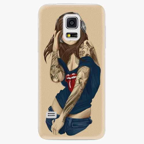 Plastový kryt iSaprio - Girl 03 - Samsung Galaxy S5 Mini