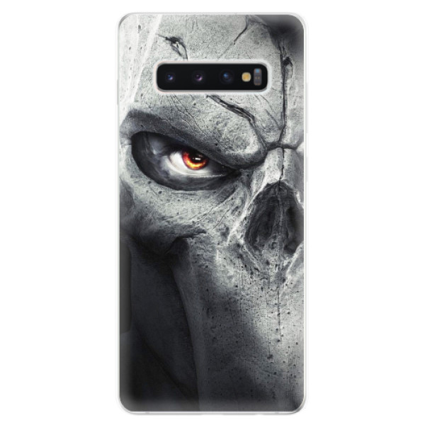 Odolné silikonové pouzdro iSaprio - Horror - Samsung Galaxy S10+