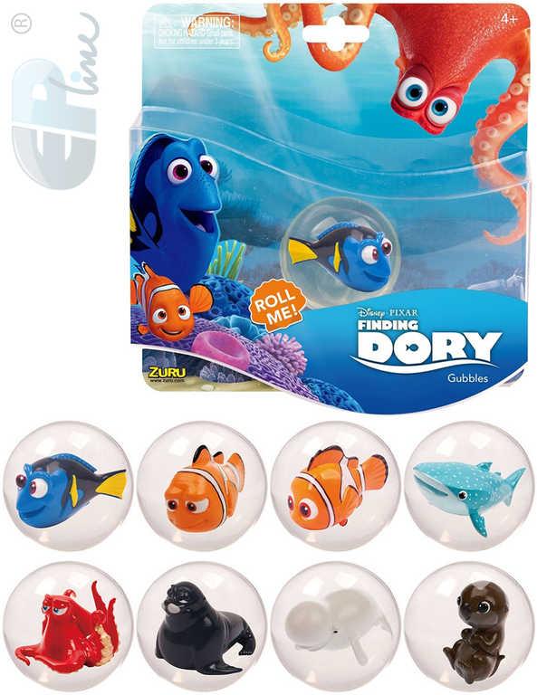 EP Line Balonek gubble Hledá se Dory kulička s vodou se zvířátkem 9 druhů