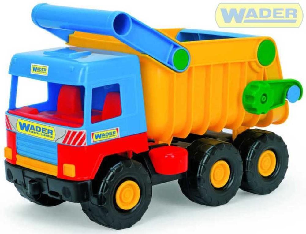WADER Auto Middle Truck sklápěč 32051