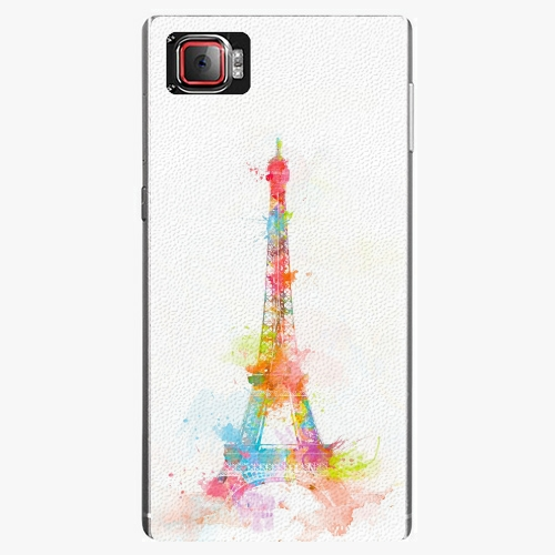 Plastový kryt iSaprio - Eiffel Tower - Lenovo Z2 Pro