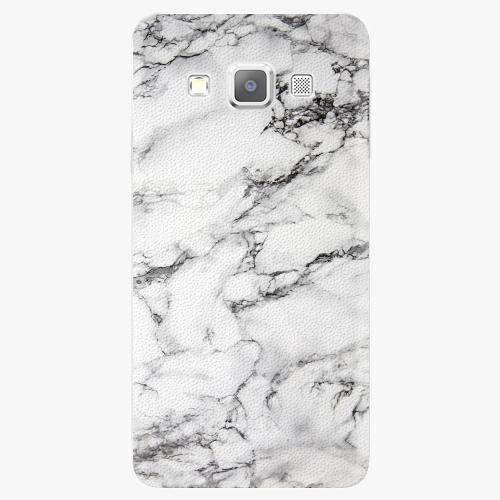 Plastový kryt iSaprio - White Marble 01 - Samsung Galaxy A5