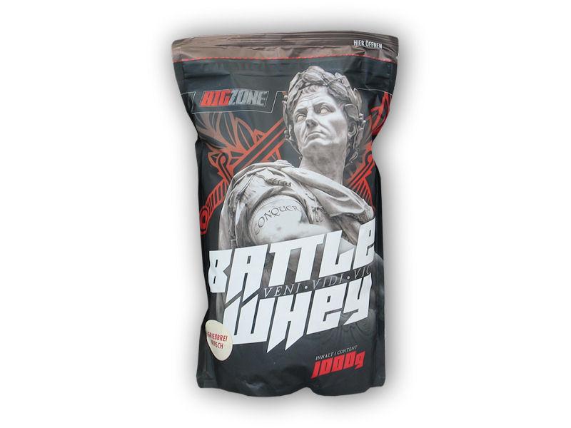 Battle <b>whey</b> protein