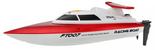 Závodní sportovní člun FT-07 2,4Ghz