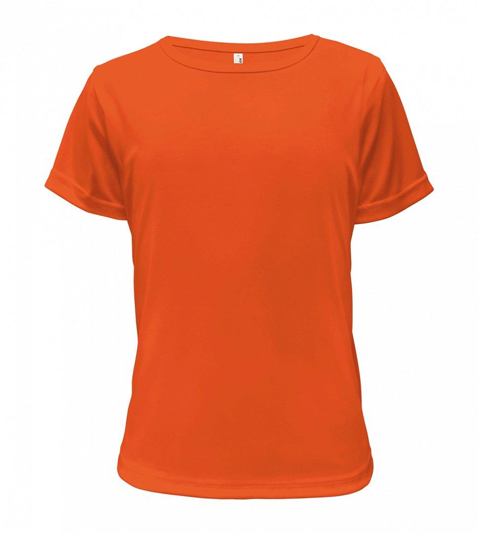 Tričko dětské Montana oranžové