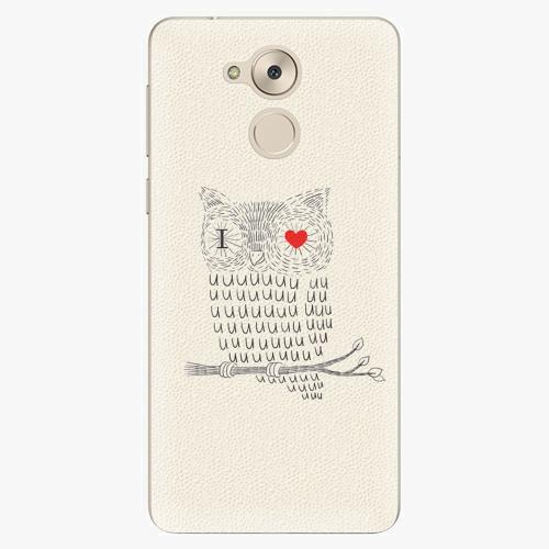 Plastový kryt iSaprio - I Love You 01 - Huawei Nova Smart