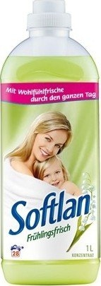 Fruhlingsfrisch Jarní svěžest aviváž 1 l (34 praní)