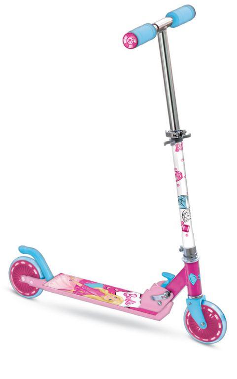 Koloběžka dětská - Barbie