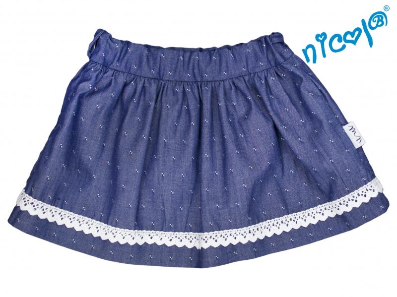 Kojenecká sukně Nicol, Baletka - granátová, vel. 80 - 80 (9-12m)