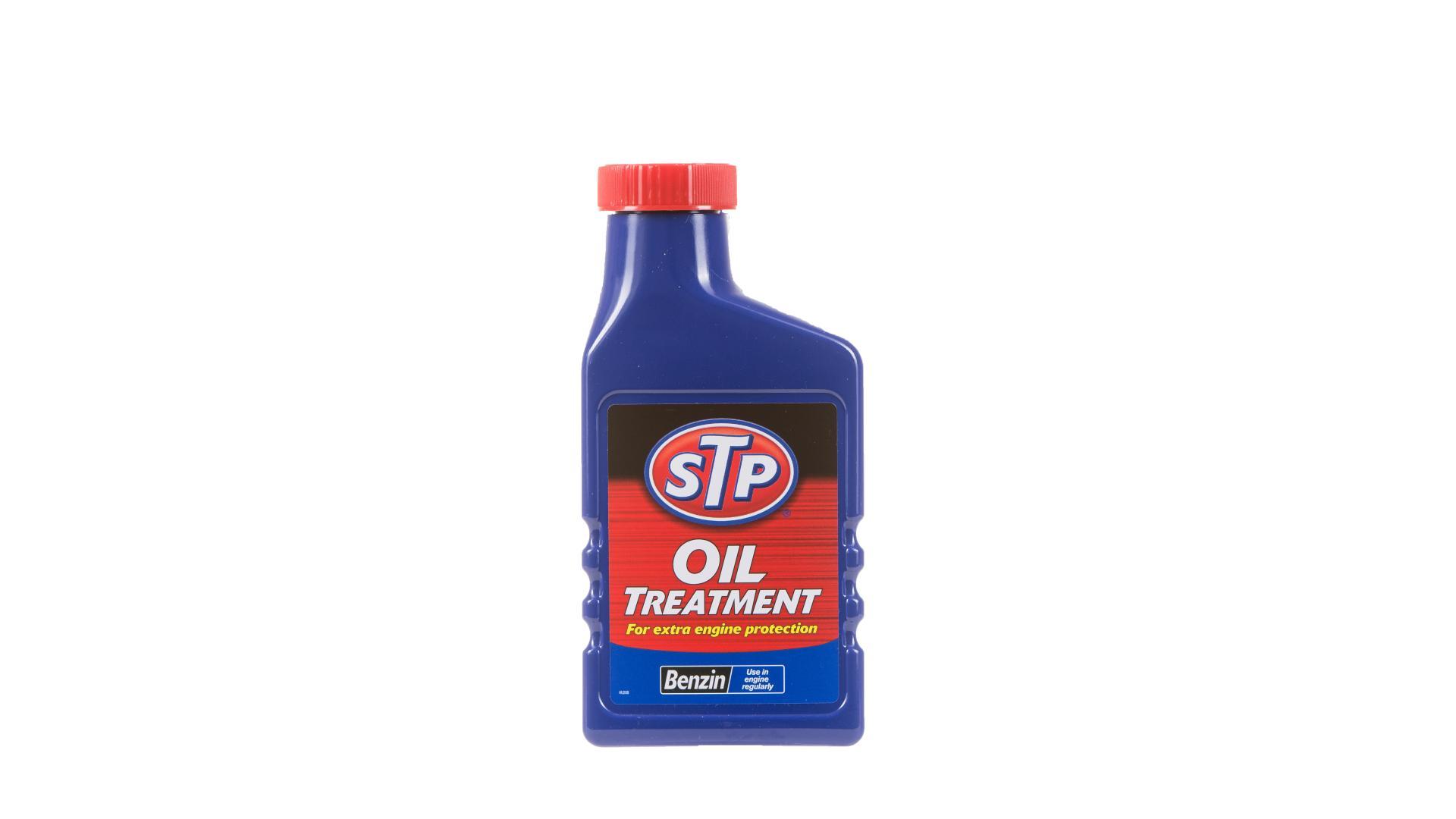 STP Aditivum do benzínových motorů 450ml
