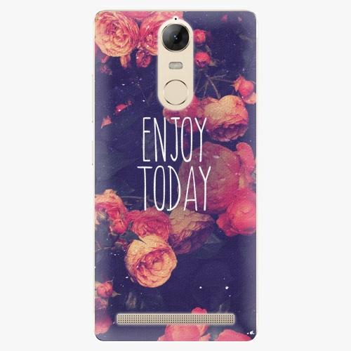 Plastový kryt iSaprio - Enjoy Today - Lenovo K5 Note