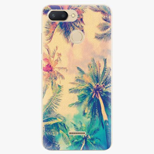 Plastový kryt iSaprio - Palm Beach - Xiaomi Redmi 6