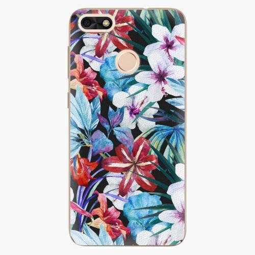 Plastový kryt iSaprio - Tropical Flowers 05 - Huawei P9 Lite Mini