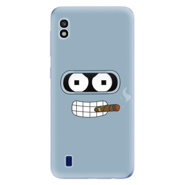 Odolné silikonové pouzdro iSaprio - Bender - Samsung Galaxy A10