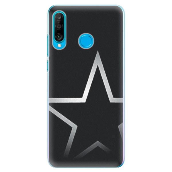 Plastové pouzdro iSaprio - Star - Huawei P30 Lite