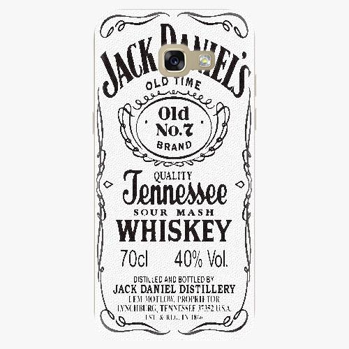 Plastový kryt iSaprio - Jack White - Samsung Galaxy A5 2017