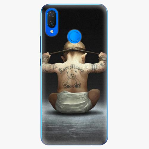 Plastový kryt iSaprio - Crazy Baby - Huawei Nova 3i